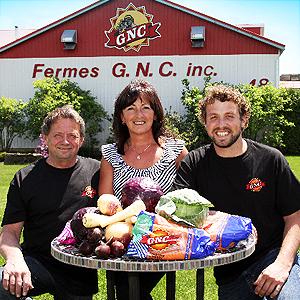 Fermes GNC Inc.